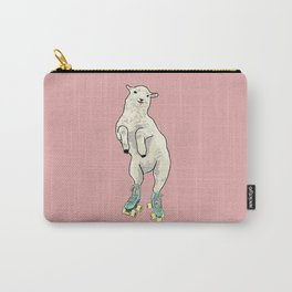 Stay happy! Carry-All Pouch