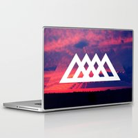 angels Laptop & iPad Skins featuring Angels by ATWA