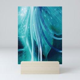 Lily Blue Mini Art Print