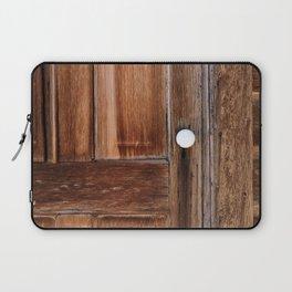 Cabin Door Laptop Sleeve