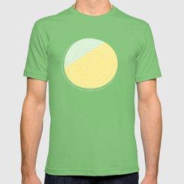 Retro Mod Flower #2 by Friztin T-shirt