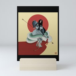 La Jordina Mini Art Print