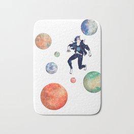 Space Boy Bath Mat