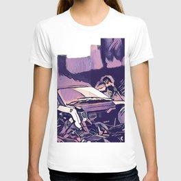 Scrapyard ~ Blade Runner 2049 T-shirt