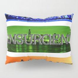Divergent Pillow Sham