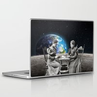 card Laptop & iPad Skins featuring Card Game by Cs025
