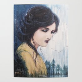 Temperance - Tarot Card Art Poster