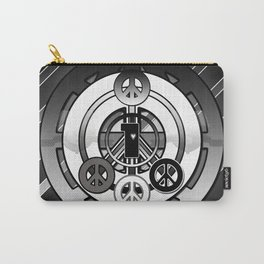 One Love (Black) Carry-All Pouch