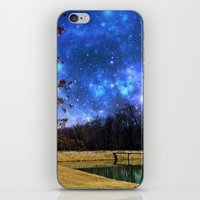 battlestar galactica iPhone & iPod Skins featuring Reservoir Galactica  by DeLayne