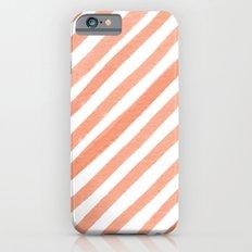 Tan Lines Slim Case iPhone 6s