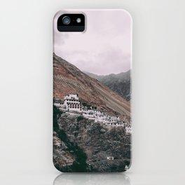 Diskit Monastery iPhone Case