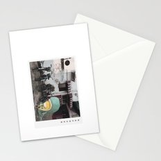 Whale Boy in Hong Kong Stationery Cards