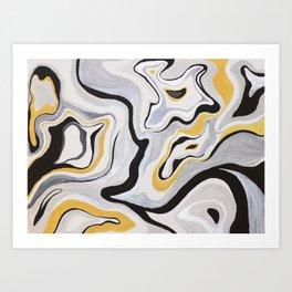 whorl Art Print