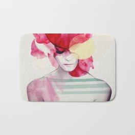 Bright Pink - Part 2 Bath Mat