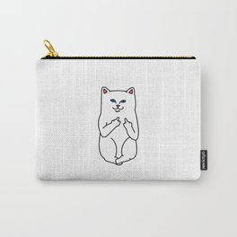 Nasty Cat Carry-All Pouch