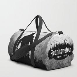 Frankenstein 1818-2018 - 200th Anniversary Duffle Bag