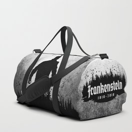 Frankenstein 1818-2018 - 200th Anniversary Duffle Bag