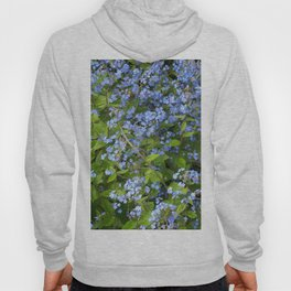 Forget-me-not! Hoody