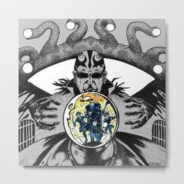 """Jailbreak!"" - Dungeons & Doritos Metal Print"