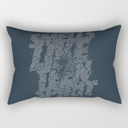 Smells Like Teen Spirit Rectangular Pillow