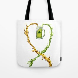 St.Patrick's Day Drunk Mode ON - LIMITED EDITION! Tote Bag