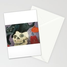 Familiar Protection Stationery Cards