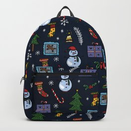 A Very Merry Christmas Backpack