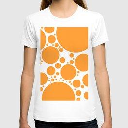 BUBBLE ORANGE T-shirt