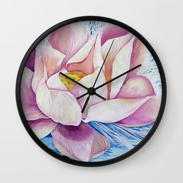 Lotus~Ono's Light Wall Clock