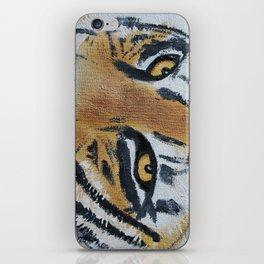 Tiger Eyes 2 iPhone Skin