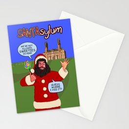SANTAsylum - Sweeties Stationery Cards