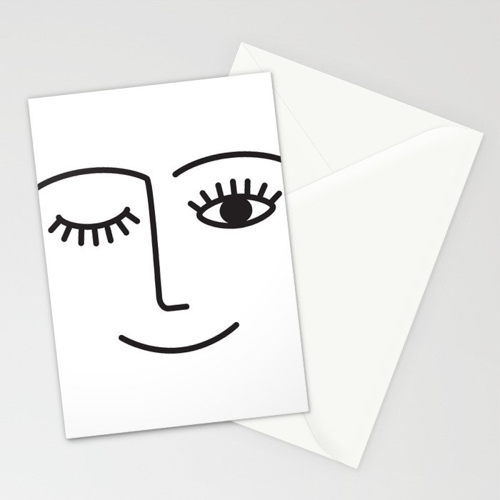 Wink Stationery Cards