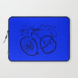 10-Speed -- Blue Laptop Sleeve
