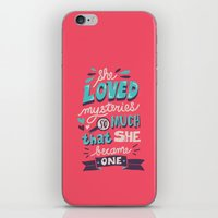 paper towns iPhone & iPod Skins featuring Paper Towns: Mysteries by Risa Rodil