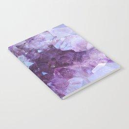 Crystal Gemstone Notebook