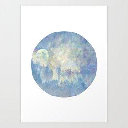 Illuminare  Art Print