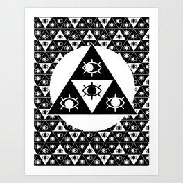 gEYEometric Art Print