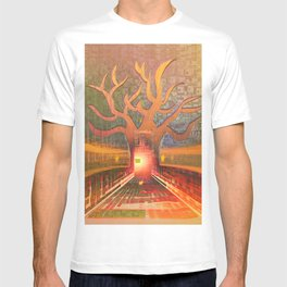 New Year in The Smart City T-shirt