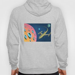 Fantastic Adventures in Outer Space Hoody