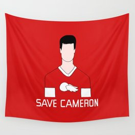 F*ck Ferris, Save Cameron Wall Tapestry