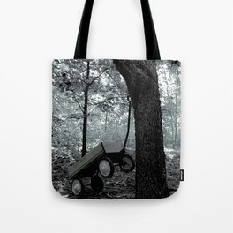 Childhood Recollections Tote Bag