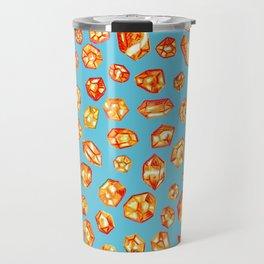Gemstone Field Travel Mug