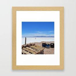 JUJUY I Framed Art Print