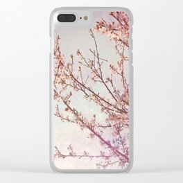 More Dreaming... Clear iPhone Case