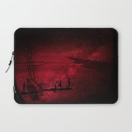 red flight Laptop Sleeve