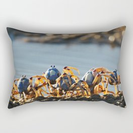 Onwards March Rectangular Pillow