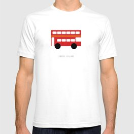 London Red Bus T-shirt