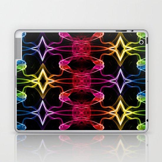 Smoke Chains 3 Laptop & iPad Skin