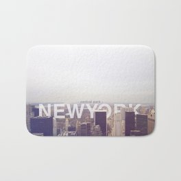 New York Bath Mat