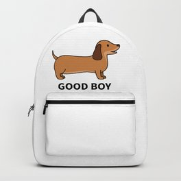 Good Boy Backpack